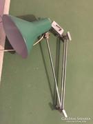 RETRO íróasztali lámpa, több ponton állítható, működőképes