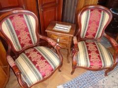 Olasz fotel párban