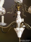 5 karos  antik csillár