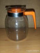 Üveg kávé tea kiöntő (1/K)
