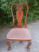 2 db Chippendale  szék.