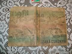 Horváth Ilona  Szakácskönyv - 1967
