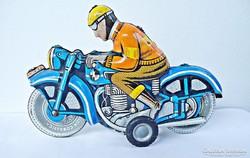 Lemezárugyár, lendület motorkerékpár