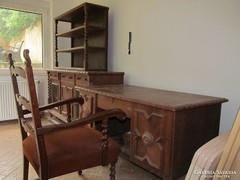 Koloniál bútor - dolgozószoba garnitúra