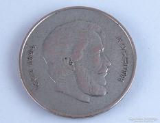 0L266 Régi ezüst Kossuth 5 forintos 1947