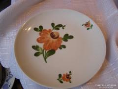 Csodaszép német tányér