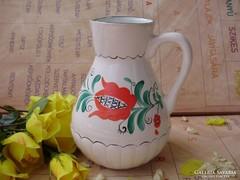 Ritka Bodrogkeresztúr-i tulipános kancsó