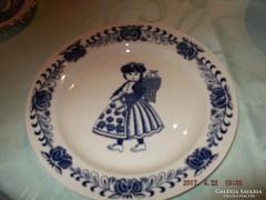 Német csodaszép tányér