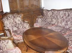 Warrings 4 darabos ülőgarnitura 3 fotel,kanapé.