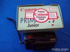 Canon Prima Junior fényképező