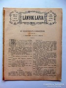 LÁNYOK LAPJA1884március9