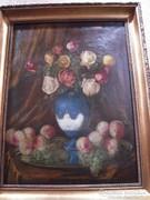 Molnár Z János festmény