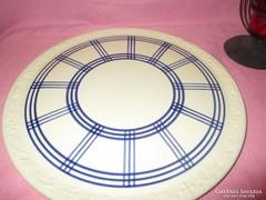 Porcelán tortás tál  Á010