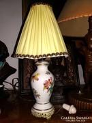 Herendi Barokk Viktória mintás Lámpa