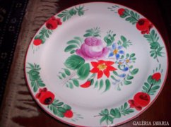Fali tányér,  20 cm átm