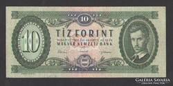 10 forint 1962. 01-es nyomat!! VF+!! NAGYON SZÉP!!