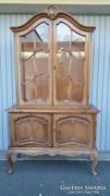 Warrings 113x49x195cm vitrines szekrény