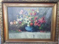 Pádly Aladár / Mezei virágok