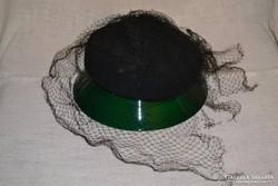 Necc hálós kalap  fekete  ( DBZ 0081 )