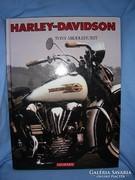 Harley Davidson könyv
