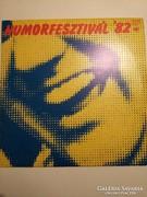Humorfesztivál 82' Bakelit lemez