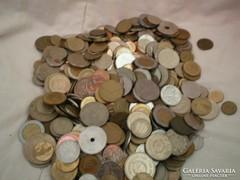 Régi vegyes pénz