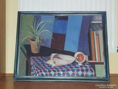 Gerzson Pál  festmény