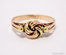 Arany gyűrű rózsa fazonú (Zal-Au 67090)