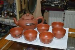 Kínai kerámia teás készlet