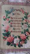 Házi áldás papírkép nyomat eladó!