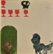 Bálint Endre (1914-1986): Kompozíció