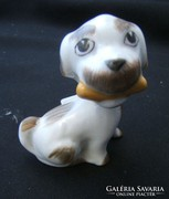 Mozgatható fejű kutya - Aquincumi porcelán