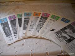 Postagalambsport szövetség lapja 1998 évből eladó