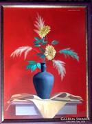 Szentgyörgyi Miklós festmény