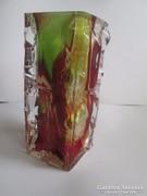 Fratelli  Toso extrém ritka  vázája,MURÁNO