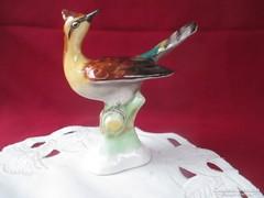 Hol2 Bodrogkeresztúri kerámia madár 12 cm