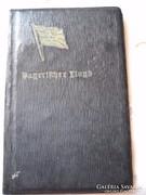 Utazási igazolvány 1930. eladó!