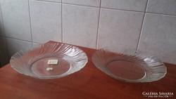 Eladó a képen látható 2 darab tálaló tányér