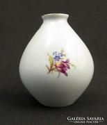 Hollóházi porcelánváza