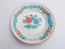 Mátyás-pince tányér zsolnay (AA-03)