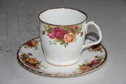 2.5 dl-es teás bögre duó - Royal Albert Old Country Roses