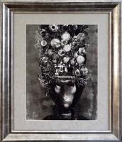 Szász Endre, Az idő múlása, 45x32 cm, eredeti olajfestmény