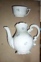 Zsolnay porcelán kannácska fedéllel