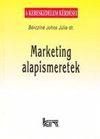 Bércziné Juhos Júlia dr.: Marketing alapismeretek 400 Ft
