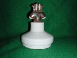 Porcelán lámpafoglalat