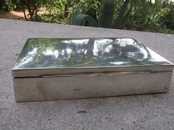 Ezüst kártyadoboz ajándékba is 1937-1966