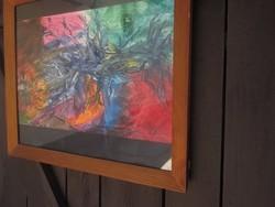 PIRK  akvarell festménye ...