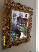 XIX. sz második felében készült Florentin tükör