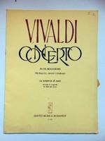 RÉGI KOTTA Vivaldi Concerto