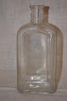 Régi literes üveg  ( DBZ 0076 )